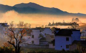 Jiongzhang,-Huang---China-(dayangclub84@163.com)---Lu-Village-In-Morning