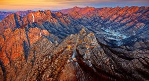 Liansan,-Yu---China-(51574221@QQ.COM)---The-Great-Wall-After-Snow1