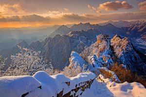Liansan,-Yu---China-(51574221@QQ.COM)---The-Great-Wall-After-Snow5