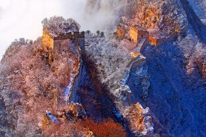 Liansan,-Yu---China-(51574221@QQ.COM)---The-Great-Wall-After-Snow9