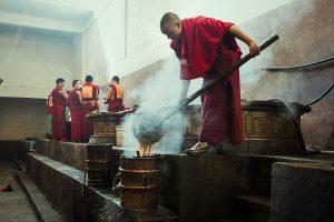 Qinghan,-Wang---China-(dayangclub16@163.com)---Life-Of-Monks1