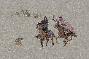 Yanhua,-Liu---China-(dayangclub39@163.com)---A-Northern-Frontier-Scene3