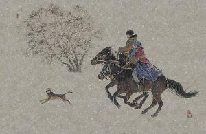 Yanhua,-Liu---China-(dayangclub39@163.com)---A-Northern-Frontier-Scene6