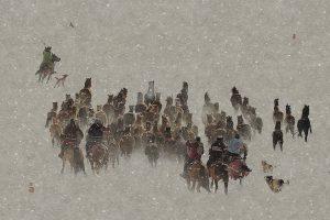 Yanhua,-Liu---China-(dayangclub39@163.com)---A-Northern-Frontier-Scene8